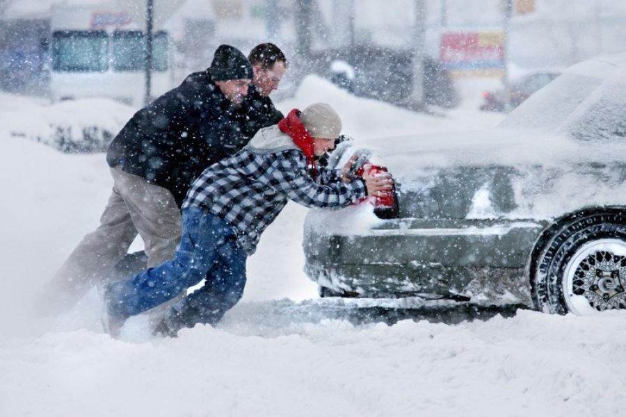 Чего лучше не делать водителям зимой